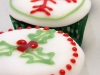Big Roast Christmas Cupcakes