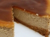 Big roast Sweet Chestnut cheesecake
