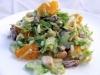 Hog roast Brussel sprout & mandarin slaw