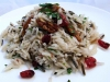 Hog roast Wild rice & cranberry salad
