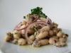 Hog Roast Spit Roast Tonno e Fagioli