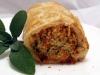 Hog roast Sage & onion cheese roll
