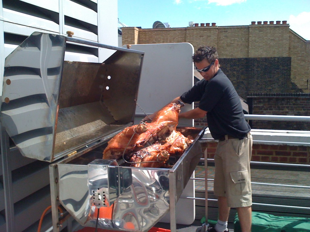 Hog Roast Croydon by Big Roast