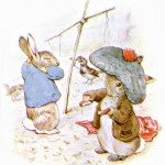 our hog roast will be Beatrix Potter school