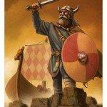 the vikings loved a good hog roast