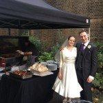 Hog Roast Wedding Pictures
