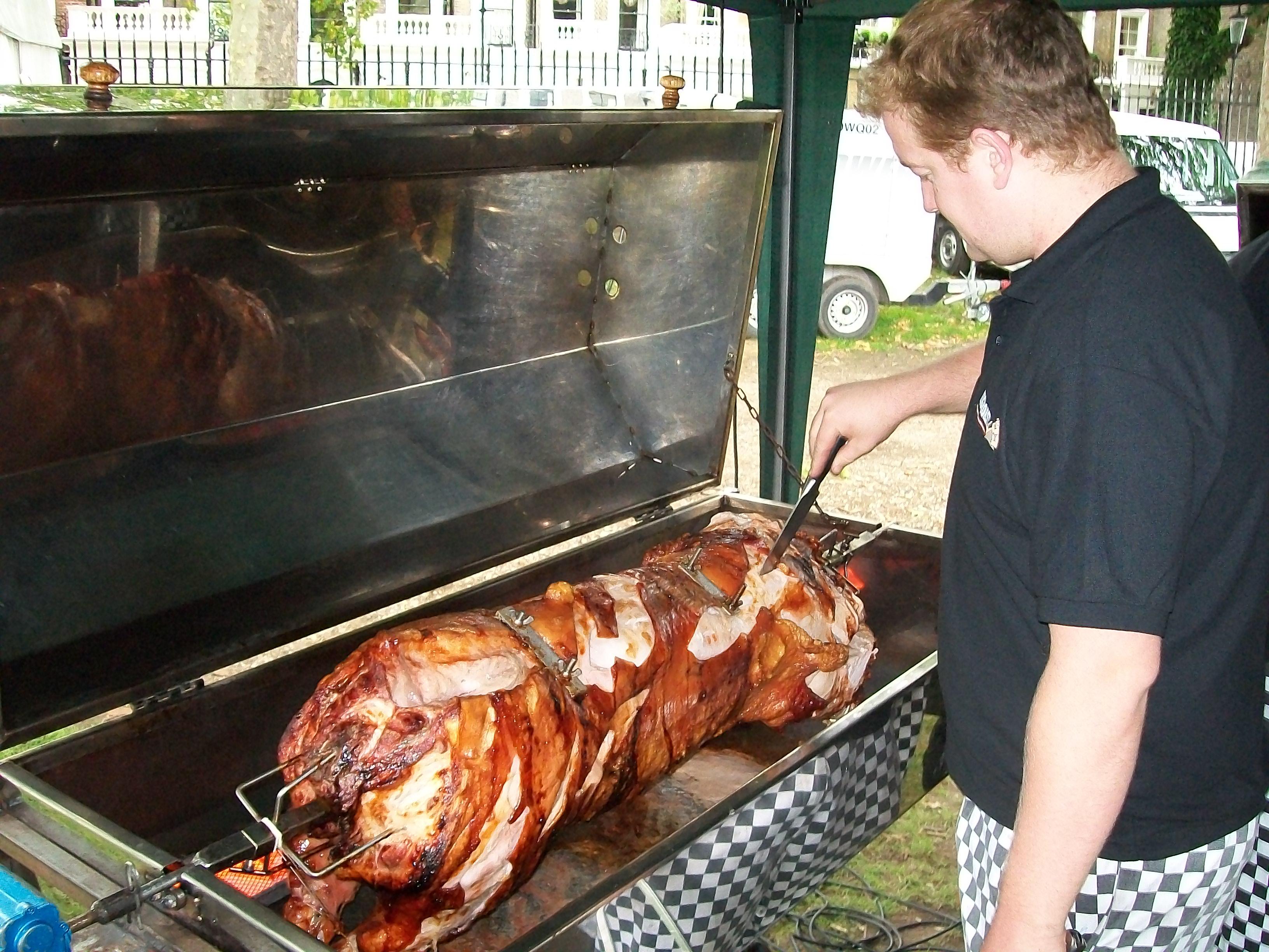 Big Roast Hog Roast Event