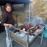 Birthday Hog Roast by Big Roast
