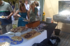 Hog Roast, Kingston with the Welby's