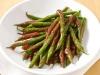 Hog roast spit roast moroccan green beans salad