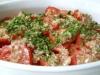 Hog Roast Spit Roast Tomato Shallot Salad