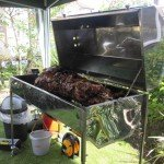hog roast london style