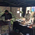 Hog Roast Wedding Pictures